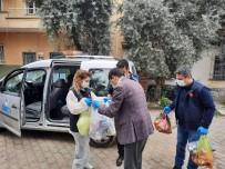 SERBEST DOLAŞIM - Vefa Destek Grubu 6 Günde 3 Bin 512 Vatandaşın Yardımına Koştu