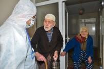 SOMUNCU BABA - Yıldırım Belediyesi'nden Evde Kalan Yaşlılara Sıcak Yemek
