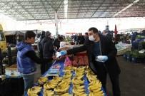 AKSARAY BELEDİYESİ - Aksaray'da Pazar Yerlerinde Sağlık Tedbiri