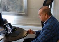 Ulaştırma ve Altyapı Bakanı - Cumhurbaşkanı Erdoğan, Yeni Ulaştırma Bakanı Karaismailoğlu İle Video Konferans Yöntemiyle Görüştü