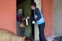 SAYıLAR - Erdemli Müftülüğünden Yaşlıların Evlerine Sıcak Yemek