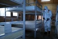 SOSYAL SORUMLULUK PROJESİ - Evsizlere Virüse Karşı Koruma Kalkanı