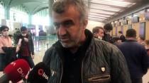 TRAFIK KAZASı - İstanbul Havalimanı'nda İç Hat Yolcularının Seyahat İzin Belgesi İçin Başvuruları Başladı