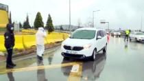 ANADOLU YAKASI - İstanbul'un Tüm Giriş Ve Çıkışlarında Denetim