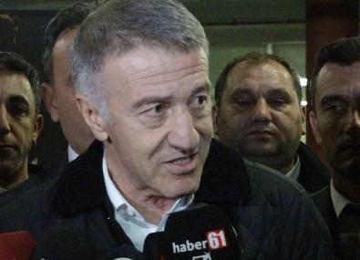 Ahmet Ağaoğlu Açıklaması '2-1'Lik Skor Avantaj Da Değil Dezavantaj Da'