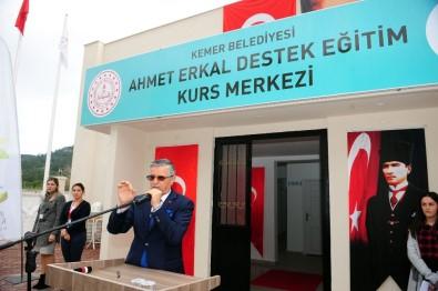 Ahmet Erkal Destek Eğitim Kurs Merkezi Açıldı
