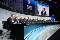 HAMIT ALTıNTOP - UEFA Kongresi Amsterdam'da yapıldı