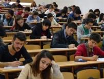 YABANCı DIL - Yükseköğretim Kurumları Sınavı Başvuruları Bugün Sona Erecek