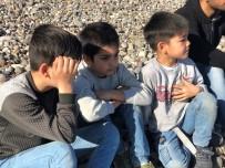 MERİÇ NEHRİ - Yunanlılar mültecilerin parasını alıp dövdü
