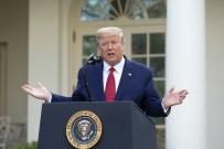 DONALD TRUMP - ABD Başkanı Trump Açıklaması '5 Dakikada Sonuç Veren Korona Virüs Testi Önümüzdeki Hafta Kullanılacak'
