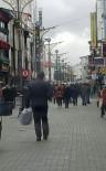 MUHABBET - Ağrı'da Zorunlu Haller Dışında Cadde Ve Sokaklara Çıkmak Yasaklandı