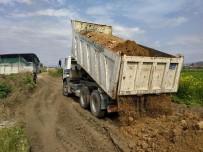 ÖZLEM ÇERÇIOĞLU - Aydın BŞB'nin Yenipazar'a Hizmetleri Sürüyor