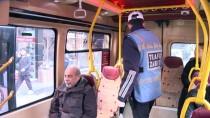 BAHÇELİEVLER BELEDİYESİ - Bahçelievler'de Toplu Taşıma Araçlarına Yönelik Denetim Yapıldı