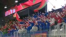 BELARUS DEVLET BAŞKANı - Belarus Devlet Başkanı Lukaşenko, Koronaya Rağmen Hokey Maçına Çıktı