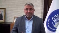 MEDYA KURULUŞLARI - Çorum Belediyesi Gazetecilere Tulum, Eldiven, Maske Ve Dezenfektan Dağıttı