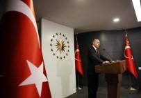 YARDIM MALZEMESİ - Cumhurbaşkanı Erdoğan Açıklaması ''Biz Bize Yeteriz Türkiyem' Kampanyasını 7 Aylık Maaşımı Bağışlayarak Açıyorum'
