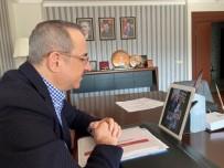 YOĞUN BAKIM ÜNİTESİ - Dört Parti Başkanından Telekonferanslı Toplantı