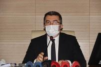 OKAY MEMIŞ - Erzurum Valisi Okay Memiş Açıklaması 'Virüsle Mücadeleyi Adeta Terörle Mücadele Gibi Değerlendiriyoruz'