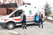 ANNE ADAYLARI - Hamilelere Özel Acil Yardım Ambulansı