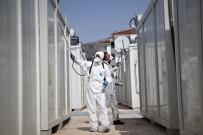 OKTAY KALDıRıM - Korona Virüs Tedbirleri Kapsamında Konteyner Kentlere Kısıtlama Getirildi