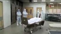 CENAZE NAMAZI - Koronadan Dolayı Hayatını Kaybeden 2 Müslüman Doktor İçin Cenaze Namazını Kılındı