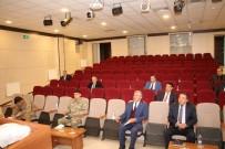 GARNİZON KOMUTANI - Oltu'da Vefa Destek Toplantısı Yapıldı