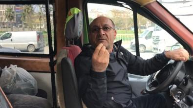 (Özel) İstanbul'Da Toplu Taşıma Denetiminde İlginç Diyaloglar Kamerada