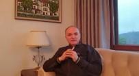BELGESEL - Özlü Evde Kaldı 'Bu Süreçte Sokağa Çıkmayalım, Evde Kalalım'