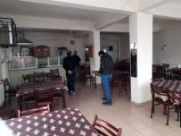 PİRİ REİS - Polis Kıraathaneleri Bastı