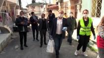 MILLETVEKILI - Roman Milletvekili Purçu, Orkestra Eşliğinde Gıda Paketi Dağıttı