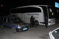 YOLCU OTOBÜSÜ - Şehirler Arası Seyahat Eden Yolcu Otobüslerinde Polis Denetimi Sıklaştı