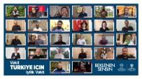 DURSUN ALI ERZINCANLı - Ünlü İsimlerden 'Vakit Türkiye İçin İyilik Vakti' Kampanyasına Destek