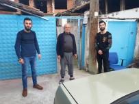 KOÇAK - Ahmet Amcanın Kömürlerini Gönüllü Gençler Taşıdı
