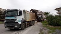 KıRıM - Alanya Belediyesi Korona Virüs Mücadelesinde Planlı Altyapı İşlerini Aksatmıyor