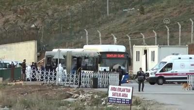 Ankara'da Umre Dönüşü Karantinaya Alınanlardan 168'İ Tahliye Edildi