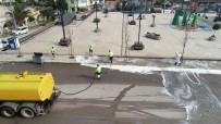 YEŞILKENT - Başiskele'de Dezenfekte Çalışmaları Sürüyor