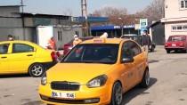 ZÜBEYDE HANıM - Başkentte Taksi Ve Servis Araçları İçin Dezenfeksiyon İstasyonu Kuruldu