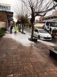KEREM SÜLEYMAN YÜKSEL - Bismil'de Sokaklar Dezenfekte Ediliyor