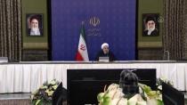 İRAN CUMHURBAŞKANı - İran'da Yeni Tip Koronavirüs Kısıtlamaları 8 Nisan'a Uzatıldı