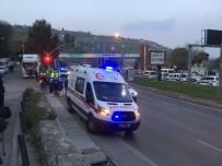 YEŞILDERE - İzmir'de Ambulans Kaçıran Şahıs Yakalandı