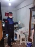 OSMANGAZI BELEDIYESI - Kaçak Maske Üretimi Yapan İşyeri Mühürlendi