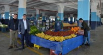 PAZAR ESNAFI - Millet Çarşısı Pazar Yeri Dualarla Açıldı