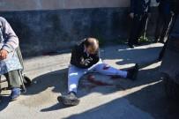 POLİS İMDAT - Polisi Bıçaklayan Zanlı Ruh Sağlığı Hastanesine Yatırıldı