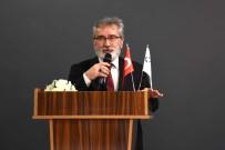 İLETİŞİM FAKÜLTESİ - Prof. Dr. Büyükaslan Açıklaması 'Sanal Alemin Sanal Uzmanlarından Uzak Durun'