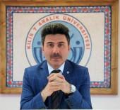 RECEP TAYYİP ERDOĞAN - Rektör Karacoşkun Maaşını Bağışladı