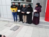 MÜLTECI - Suriyelilerden Kampanyaya Destek