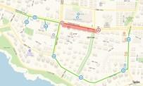 GENEL KURUL - Tekelioğlu Caddesi 10 Günlüğüne Kapanıyor