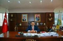 NIHAT ÇELIK - TÜDKİYEB Genel Başkanı Nihat Çelik, 'Biz Bize Yeteriz Türkiye'm' Kampanyasına 3 Aylık Maaşı İle Destek Verdi