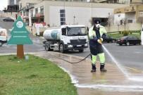 TUZLA BELEDİYESİ - Tuzla Belediyesinin Korona Virüsle Mücadelesi Aralıksız Sürüyor