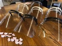 YÜZÜNCÜ YıL ÜNIVERSITESI - Van'dan Sağlık Çalışanlarına 3 Boyutlu Maske Desteği